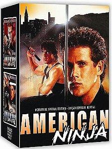AMERICAN NINJA - 5 DVDS