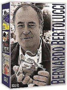 COLEÇÃO BERNARDO BERTOLUCCI VOL. 2 - 3 DVDS