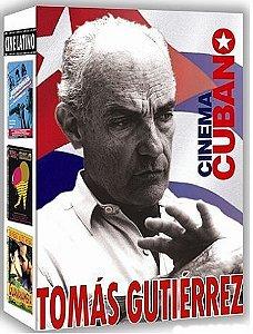 COLEÇÃO CINEMA CUBANO - 3 DVDS