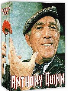 COLEÇÃO ANTHONY QUINN - 3 DVDS