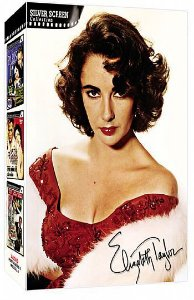 ELIZABETH TAYLOR VOL.1 - PACK 3 DVDs