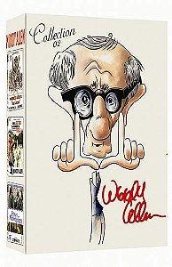 COLEÇÃO WOODY ALLEN VOL.2  - 3 DVDS