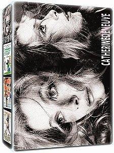 COLEÇÃO CATHERINE DENEUVE - 3 DVDS
