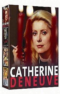 COLEÇÃO CATHERINE DENEUVE VOL.2 - 3 DVDS