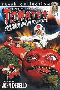 OS TOMATES ASSASSINOS ATACAM NOVAMENTE