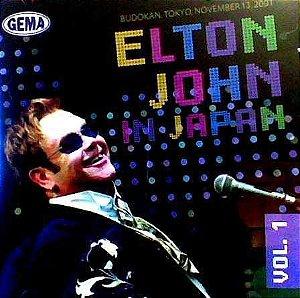 ELTON JOHN IN JAPAN - VOL. 1