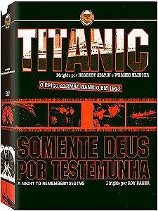 COLEÇÃO TITANIC - 2 DVDS