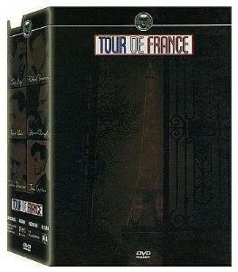 TOUR DE FRANCE VOL. 1 - 5 DVDS