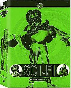COLEÇÃO SCI-FI - 3 DVDS