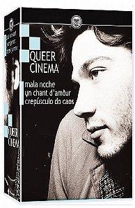 COLEÇÃO QUEER CINEMA - 3 DVDS