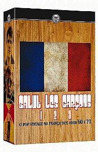 COLEÇÃO SALUT LES GARÇONS - 3 DVDS