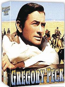 COLEÇÃO GREGORY PECK - 3 DVDS