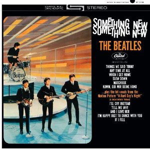 SOMETHING NEW SOMETHING NEW - BEATLES