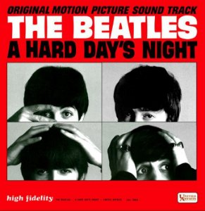 HARD DAY'S NIGHT - BEATLES