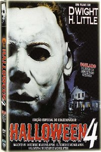 HALLOWEEN 4 - O REGRESSO DE MICHAEL MYERS