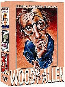 COLEÇÃO WOODY ALLEN VOL.1 - 3 DVDS