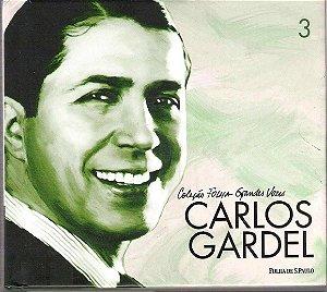 GRANDES VOZES - CARLOS GARDEL