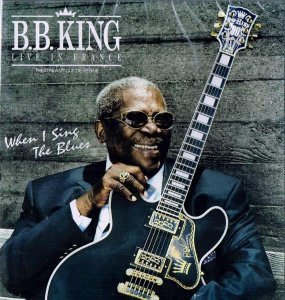 B.B. KING - LIVE IN FRANCE