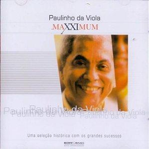 PAULINHO DA VIOLA - MAXXIMUM