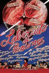 LABIRINTO DE PAIXÕES