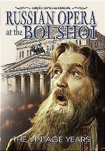 ÓPERA RUSSA NO BOLSHOI