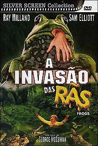A INVASÃO DAS RÃS