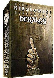 COLEÇÃO DECÁLOGO - 3 DVDS