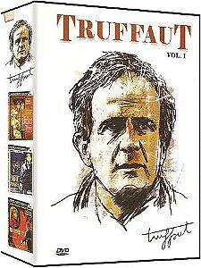COLEÇÃO TRUFFAUT - 3 DVDS