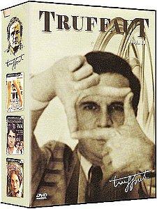 COLEÇÃO TRUFFAUT VOL. 2 - 3 DVDS