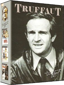 COLEÇÃO TRUFFAUT VOL.7 - 3 DVDS
