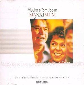 MIÚCHA E TOM JOBIM - MAXXIMUM