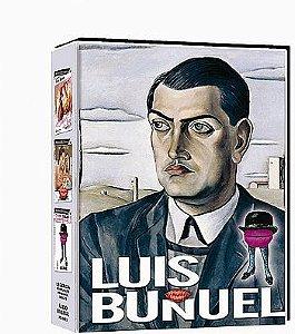 COLEÇÃO LUIS BUNUEL - 3 DVDS