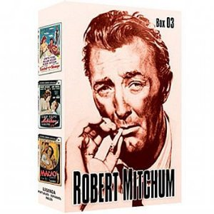 COLEÇÃO ROBERT MITCHUM VOL.3 - 3 DVDS