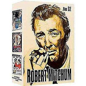 COLEÇÃO ROBERT MITCHUM VOL. 2 - 3 DVDS