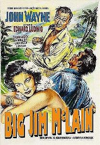 BIG JIM MCLAIN - AVENTURA PERIGOSA
