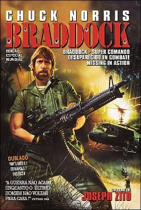 BRADDOCK 1: SUPER COMANDO