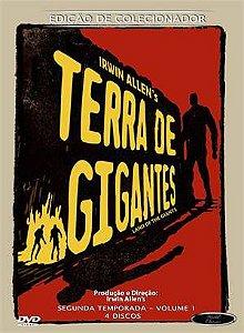 TERRA DE GIGANTES - 2ª TEMPORADA, V.1