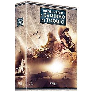 A CAMINHO DE TÓQUIO - MARCHA PARA VITÓRIA