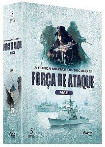 A FORÇA MILITAR DO SÉCULO 21 - FORÇA DE ATAQUE - MAR
