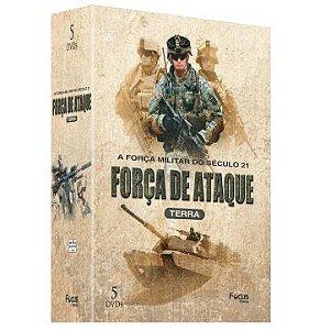 A FORÇA MILITAR DO SÉCULO 21 - FORÇA DE ATAQUE - TERRA