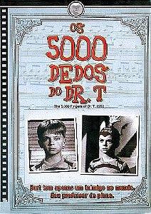 OS 5000 DEDOS DO DR. T