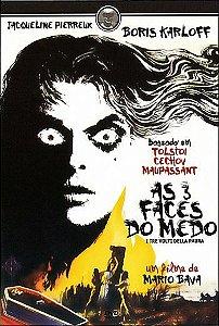 AS 3 FACES DO MEDO