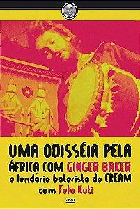 UMA ODISSÉIA PELA ÁFRICA COM GINGER BAKER