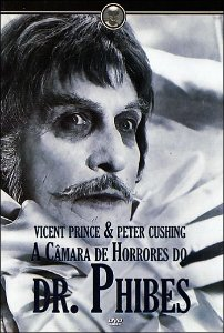 A CÂMARA DE HORRORES DO DR. PHIBES