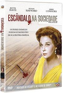 ESCÂNDALO NA SOCIEDADE