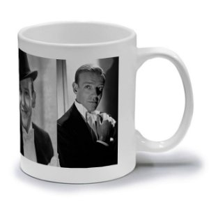 FRED ASTAIRE - CANECA