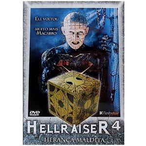 HELLRAISER 4 - HERANÇA MALDITA