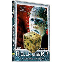 HELLRAISER 3 - O INFERNO NA TERRA