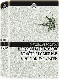 COLEÇÃO ALEXANDER SOKUROV - VOL.1 - 3 DVDS
