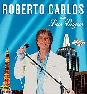 ROBERTO CARLOS EM LAS VEGAS - CD DUPLO
